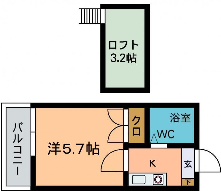 モーリックス七隈B図面